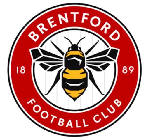 Brentford FC - Football HQ - results, games and league table. Club badge and crest