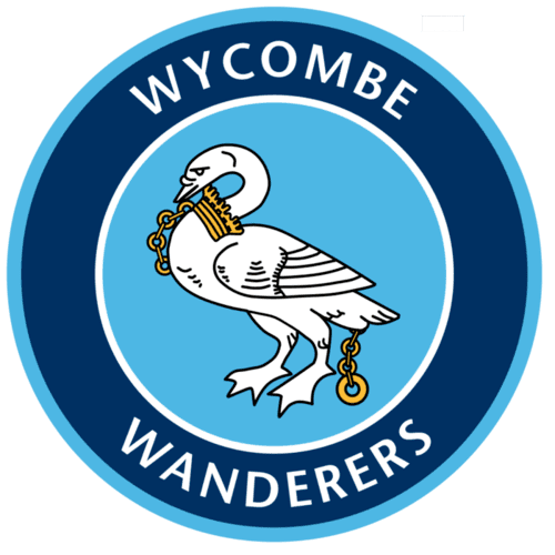 Wycombe Wanderers FC club badge and crest - Football HQ gallery