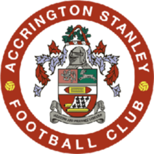 Accrington Stanley FC - Football HQ - club badge and logo - join the Soccer Forum