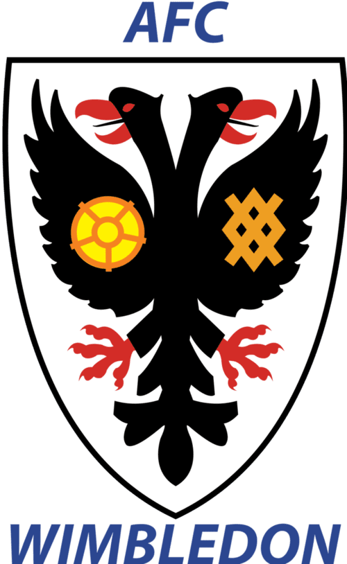 AFC Wimbledon - Football HQ - club badge and logo Join the Soccer Forum