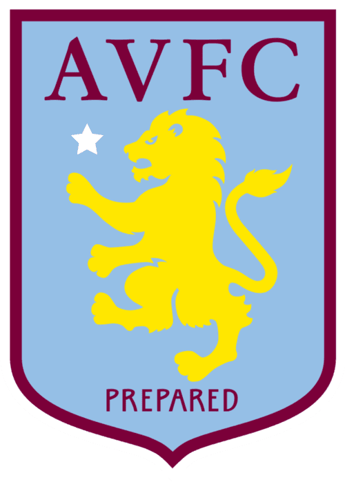 Aston Villa FC - Football HQ - results, fixtures and league tables - club logo and badge