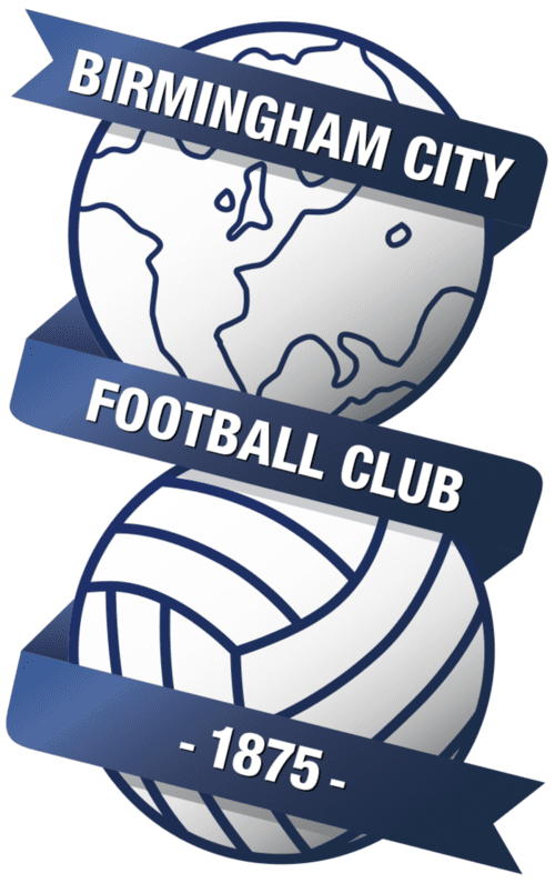 Birmingham City FC - Football HQ - results, fixtures and league tables - cluub badge and logo
