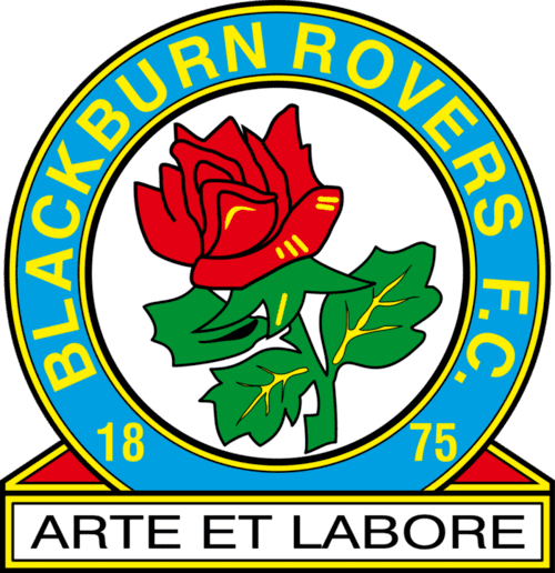 Blackburn Rovers FC - Football HQ - club badge and logo Create a footy supporters blog - also join the soccer Forum