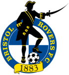Bristol Rovers FC - Football HQ - scores and games - start your own football blog - club badge and logo