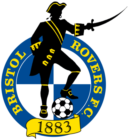 Bristol Rovers FC - Football Fan Base - scores and games - start your own football blog - club badge and logo