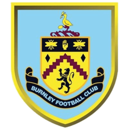 Burnley FC football club results and games - Footy HQ - badge and logo