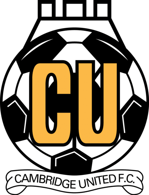 Cambridge United FC - Football HQ - club badge & logo - scores and games - make a footy blog here and join the message boards too