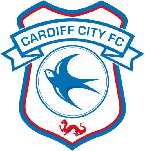 Cardiff City FC - Football Fan Base - results, games and league tables - club badge and crest