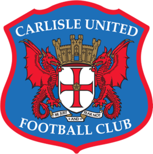 Carlisle United FC - Football Fan Base - scores and games - club badge, logo and crest - join the Soccer Forum