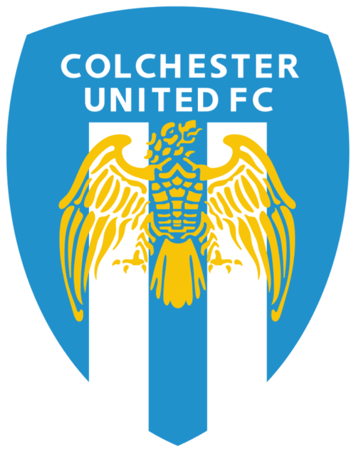 Colchester United FC - Football Fan Base - club badge and logo - stsrt your own footy blog here