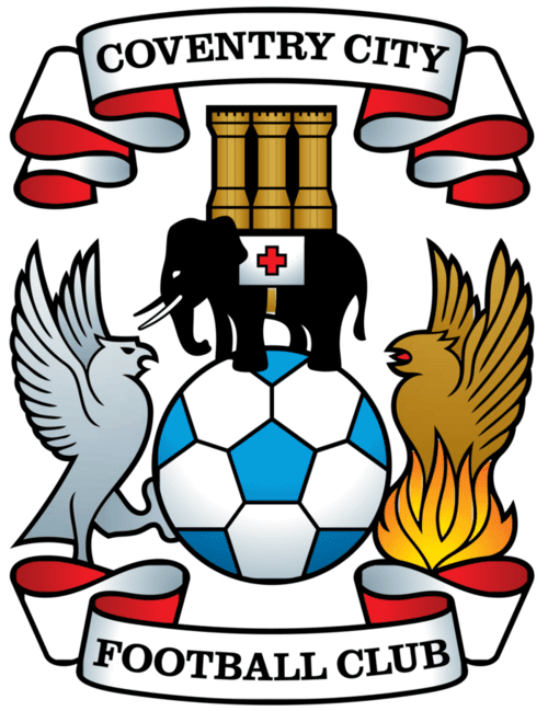 Coventry City FC - Football Fan Base - scores and games - club badge and logo - create a Sky Blues Supporters Blog here