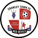 Crawley Town FC - Football HQ - scores and games - club badge and logo - make your own supporters blog here