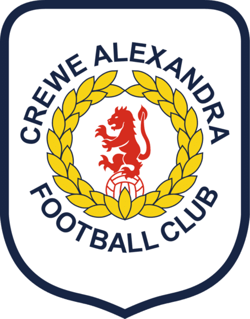 Crewe Alexandra FC - club badge and logo - Football Fan Base - results, fixtures and league tables - start your own footy website here