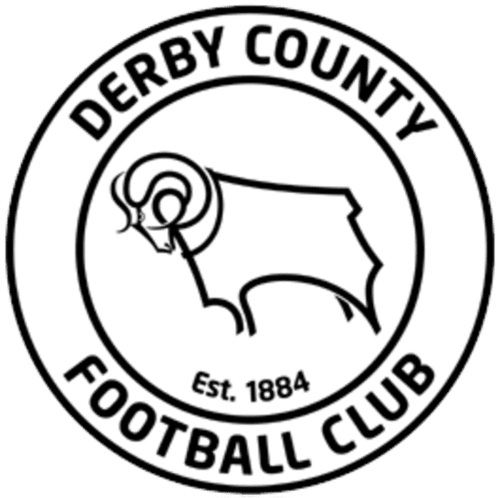 Derby County FC - Football Fan Base - results, fixtures and league table - club crest and logo