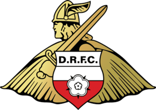 Doncaster Rovers FC - Football Fan Base Forum - club badge and crest - create a fans blog and gallery