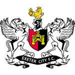 Exeter City FC - Football HQ - club badge and logo - make an Exeter City Supporters Blog here.