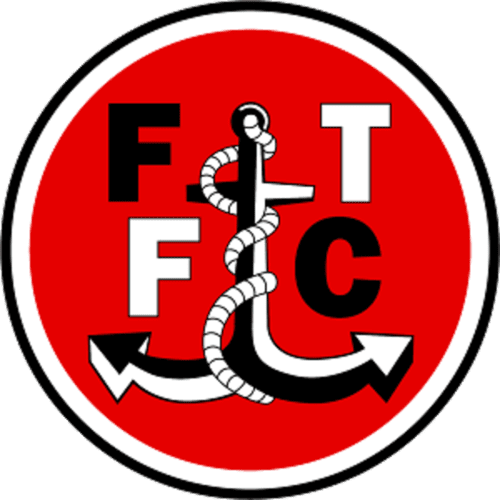 Fleetwood Town FC - Football Fan Base Forum and Blogs - club badge and logo