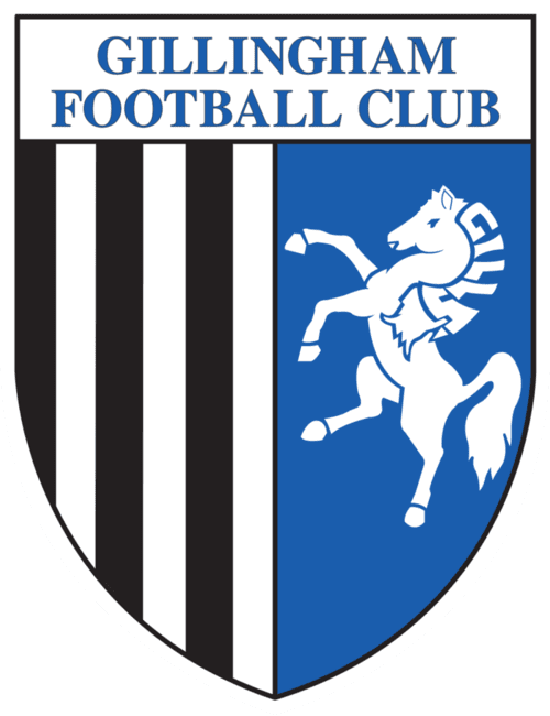 Gillingham FC - Football Fan Base - club badge and logo - register at the forum and blog to promote The Gills