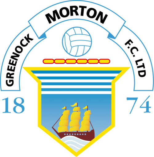 Greenock Morton FC - Football Fan Base - club badge and logo - create a supporters soccer blog here