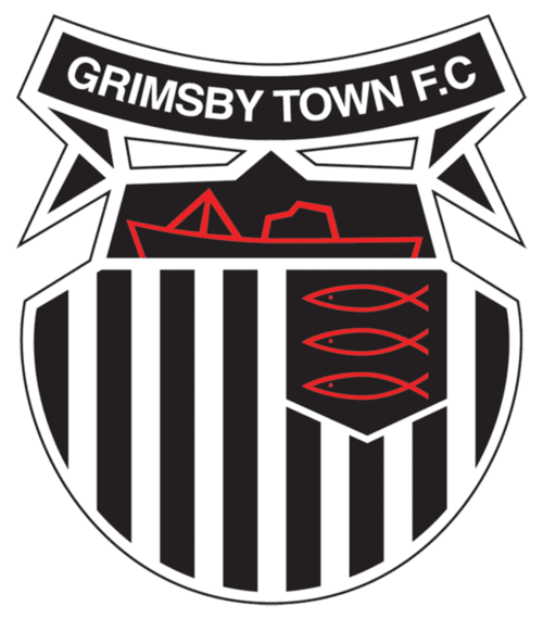 Grimsby Town FC - Football HQ - club badge and logo - scores and games - create your Mariners Supporters Blog here