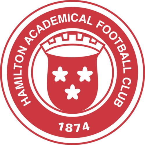 Hamilton Academical FC - Football HQ - club badge and crest Join The Soccer Forum
