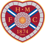 Heart of Midlothian FC - Football Headquarters - Hearts club badge and crest