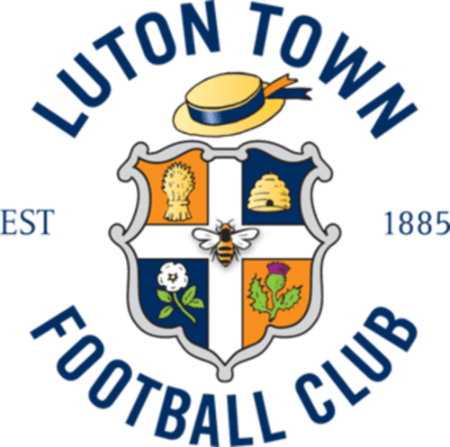 Luton Town FC - Football Fan Base - club badge & logo - scores and games - create a soccer Supporters Website here - great gallery images