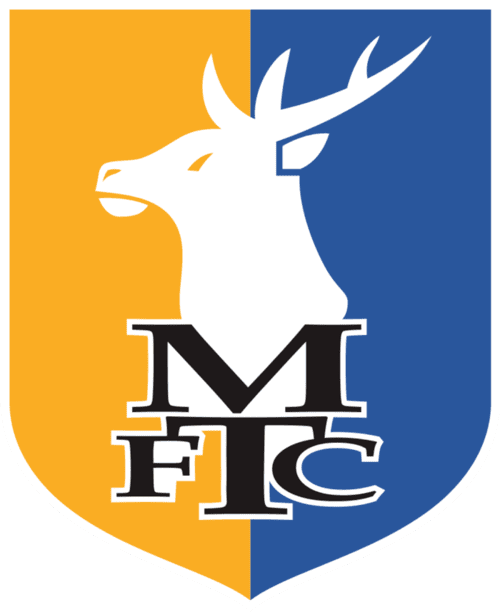 Mansfield Town FC - Football Fan Base - club badge and logo - scores and games - create a Soccer Fans website here.