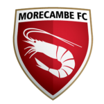 Morecambe FC - Football HQ - club badge and logo - scores and games - create your own footy blog here