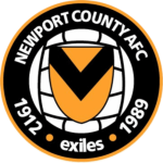Newport County FC - club badge and logo - Football HQ - scores and games - create a soccer website here