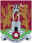 Northampton Town FC - Football HQ - club badge and logo - join the Footy Forum or create your own blog