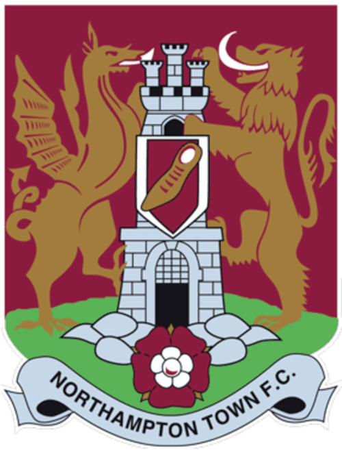 Northampton Town FC - Football Fan Base - club badge and logo - join the Footy Forum or create your own blog