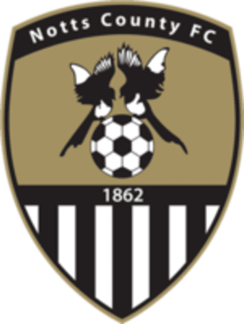 Notts County FC - Football HQ - club badge & logo - scores & games - join the Soccer Forum