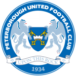 Peterborough United FC - Football HQ - club badge and logo - submit a footy post today