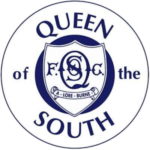 Queen of the South FC - Football Fan Base - scores and games - club badge and logo - create your own footy blog