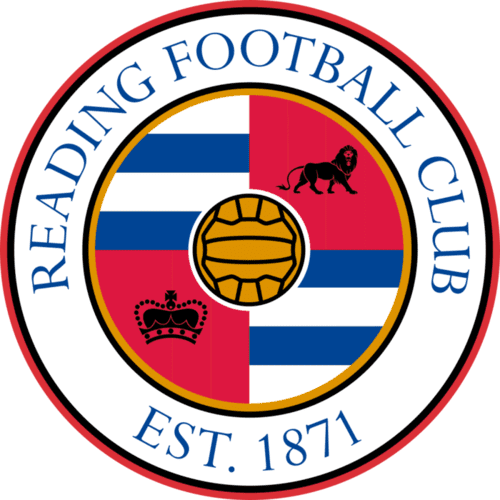 Reading FC - scores, games and information - club badge