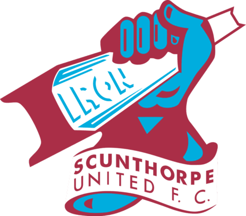 Scunthorpe United FC - Football HQ - clun badge and logo - scores, games and footy forums - create a fans blog too
