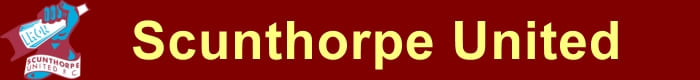 Scunthorpe United FC - Football HQ - results, fixtures and league table - make a fans' soccer blog here also join the forum