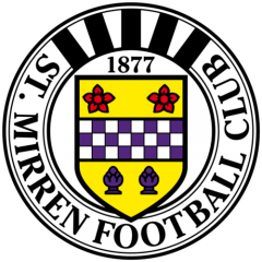 St Mirren FC - club badge, crest, logo and images - join the soccer forum for all