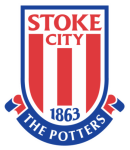 Stoke City FC - football club badge - the potters results and games with league position - soccer forum