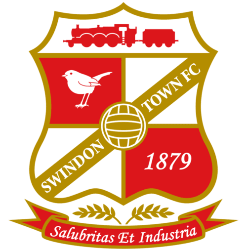 Swindon Town FC - Football HQ - club badge & logo - scores & games - join the Footy Forum