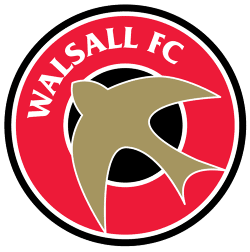 Walsall FC - Football Fan Base - club badge and logo - scores and games - create a football blog and join the forum