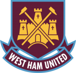 West Ham United FC - badge crest logo. Results and fixtures also league table - soccer forum