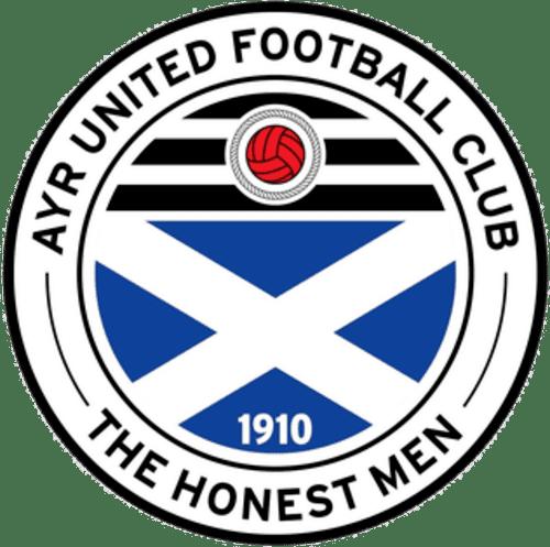 Ayr United football club crest