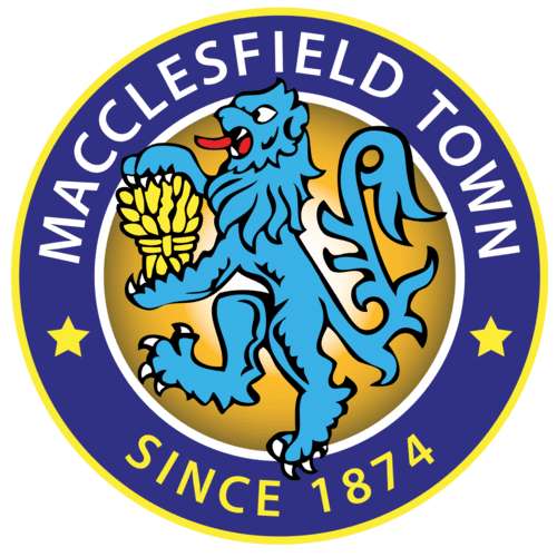 Macclesfield Town FC - club crest, badge, history, results, fixtures, league position, supporters, nickname.