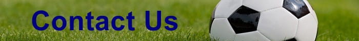 Contact Us here at Football Fan Base - the home of fanatical supporters