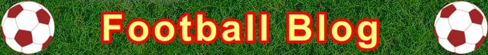 Football Blog - promote your soccer team here - join the footy forum too