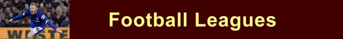 Football HQ Leagues banner - English and Scottish teams, tables, results and fixtures