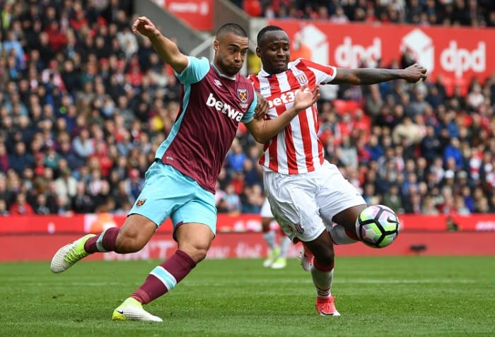 Site Info - Football HQ - headquarters for footy - Stoke City v West Ham in play