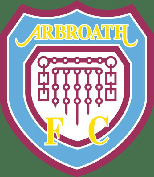 Arbroath Football Club badge and crest